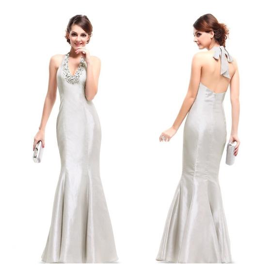 Vestido Sirena Largo 3xl