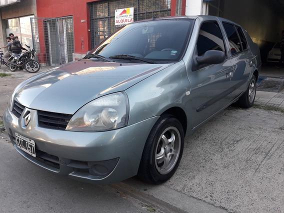 Renault Clio Confort 1.6 Año 2007
