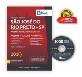 Apostila São José Do Rio Preto - Agente Fiscal De Posturas