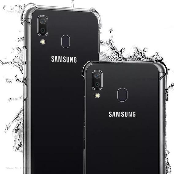 Capinha Transparente Mega Impacto Samsung A10 Frete 9 Reais