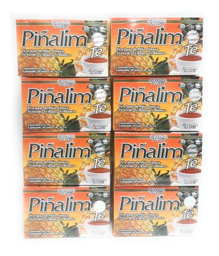 Piñalim Te Original Gn + Vida (10 Cajas) De 30 Sobres C/u