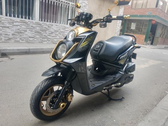 Yamaha Bws - X