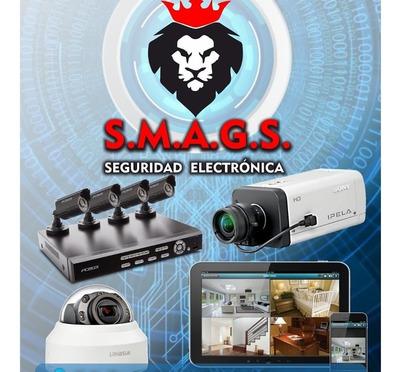 Cámaras Y Alarmas De Vigilancia