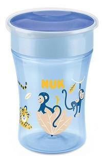 160 ml rojo NUK Disney Mini Magic Cup Minnie Mouse Vaso para aprender a beber antigoteo 360 /° sin BPA 6 meses asas pr/ácticas