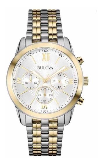 Relógio Bulova Misto Wb22346b