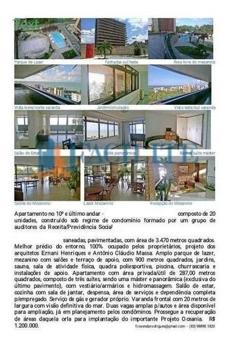 2054 - Para Vender No Jardim Oceania, João Pessoa, Pb - 21824