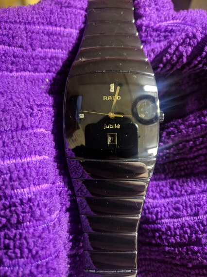 Rado Jubilé Diastar High Tech Ceramics Quartz