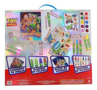Mi Gran Set De Arte Estuche Para Dibujar, Toy Story