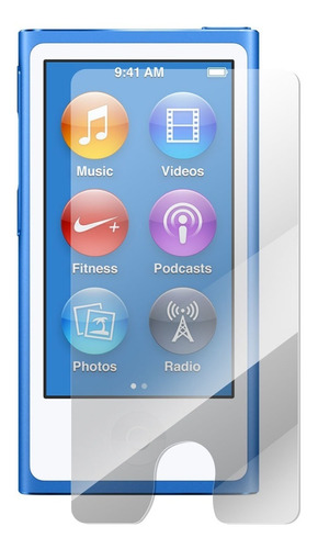Screen Protector Zafiro iPod Nano 7 Apple Transparente