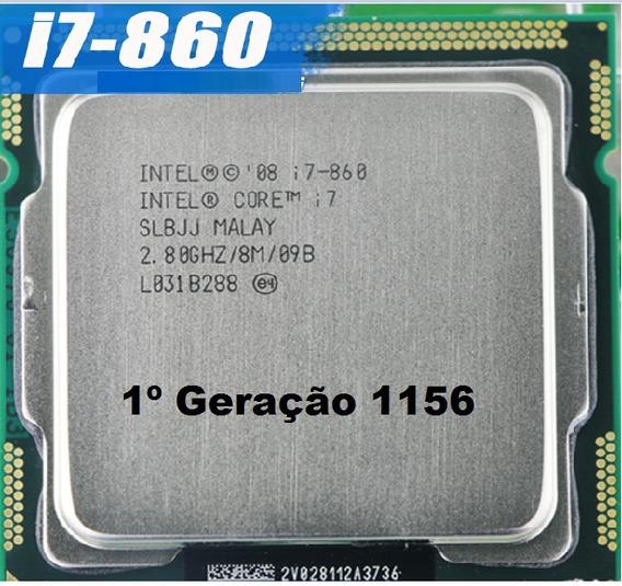 Processador I7 860 2.8 Ghz Lga 1156 1º Geração 8 Mb Cache