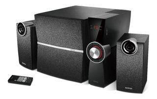 Edifier C2xd Remoto Entrada Optica Parlante Smart Tv