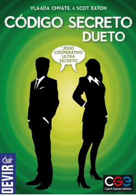 Card Game - Código Secreto - Dueto