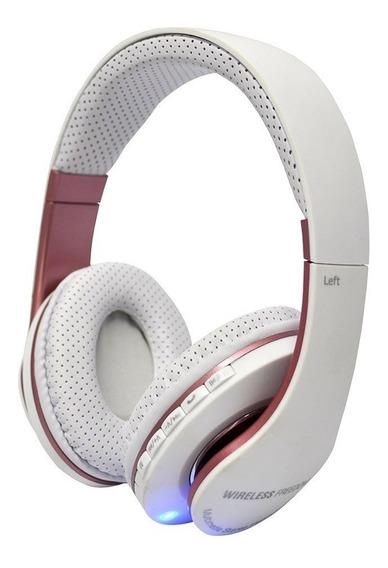 Fone Bluetooth Stereo Headset Com Microfone Sd E Fm B Max