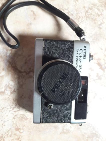 Câmera Fotográfica Antiga Petri Color 35e Fully Automatic