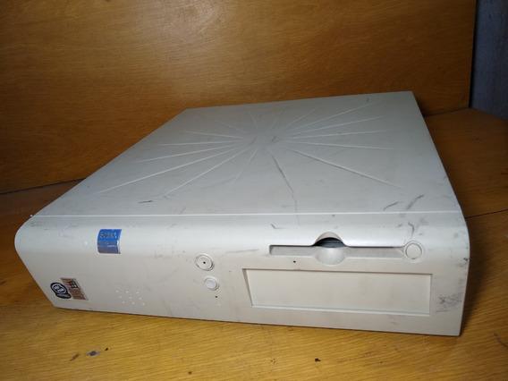 Cpu Dell Optiplex Gx 100 Com Defeito, Leia A Descrição Usado