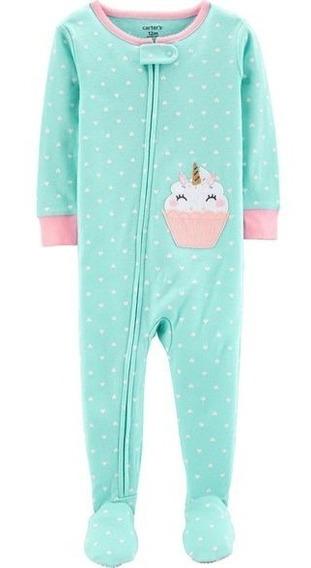 Macacao Carters Menina Nova Colecao Pijama Carters