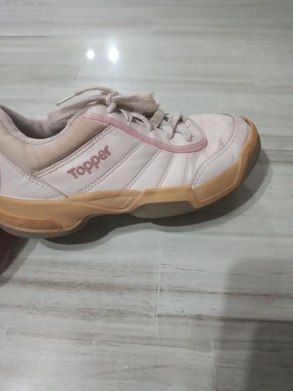 Zapatillas Topper Niña N 33