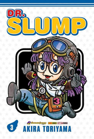 Dr Slump - Vol 3 - Panini