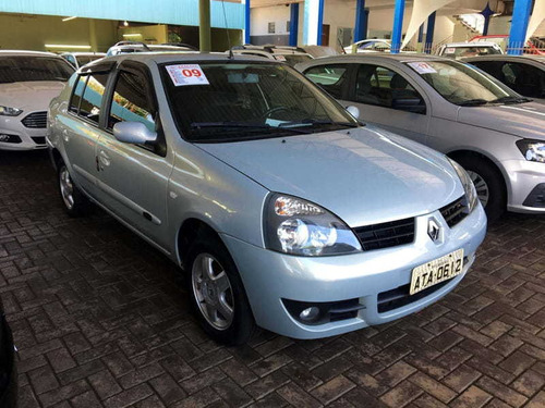 Imagem 1 de 14 de Renault Clio Sedan Privilege 1.6 16v Completo