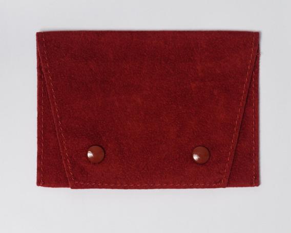 Cartier - Porta Relógio Jóia Veludo Vermelho 100% Original