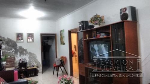 Casa - Chacaras Reunidas Igarapes - Ref: 8596 - V-8596