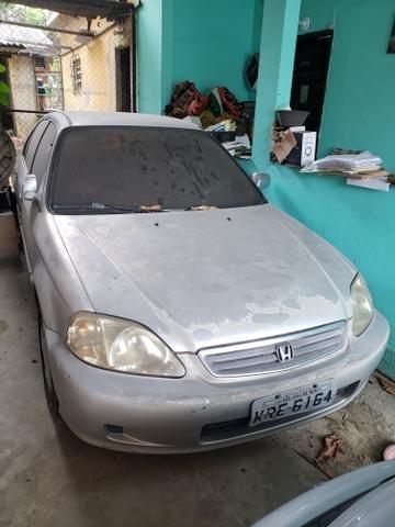 Honda Civic Ex 2000