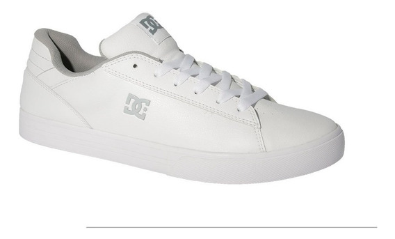Tenis Para Caballero Dc Shoes Notch Blanco