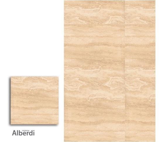 Porcelanato Alberdi 62 X 62 Ferrara Beige 1 Era