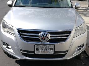 Volkswagen Tiguan 2.0 Nive Tiptronic Climatronic At 2010