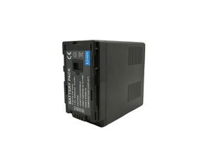 Bateria Vw - Vbg6 Para Panasonic Ag-hmc40 Ag-hmc80 Ag-hmc70