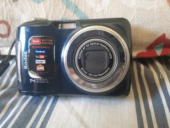Vendo Camera Digital :kodak Easy Share C 195 Cor Azul.
