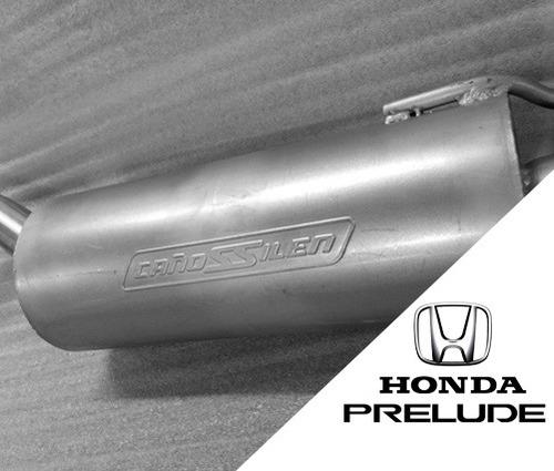 Honda Prelude Cañossilen 1/2 Equipo