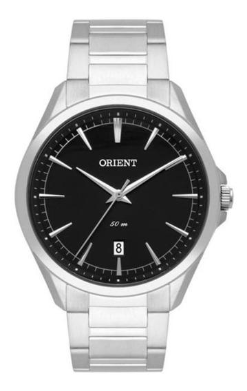 Relógio Orient Mbss1343-p1sx - Prata