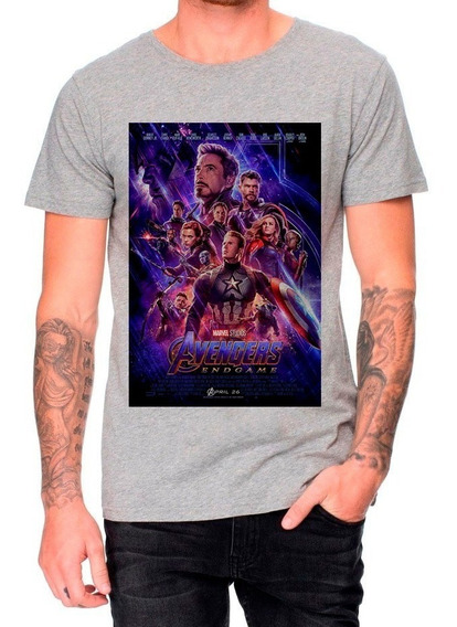 Remeras Avengers End Game Kame House Remeras