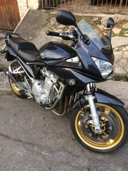 Suzuki Bandit 1250s R$19.000,00 Estudo Troca !!!