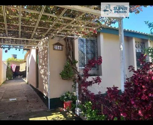 Casa A Venda No Bairro Areal Em Pelotas - Rs.  - 1285-1