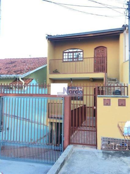 Casa Para Alugar Em Bragança Paulista, Jardim Comendador Cardoso - Ca0263