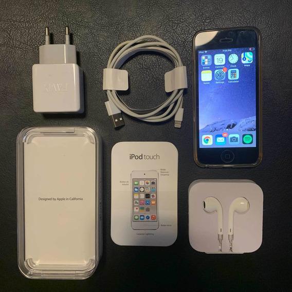 iPod Touch 16gb 6a Geração Com Câmera Homologado Anatel