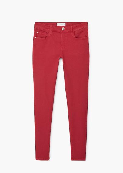 Pantalones Dama Skinny Paty Mng Denim& Tees - Talla 36