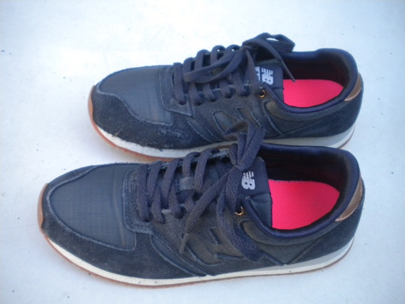 Zapatillas New Balance 420 Dama T/35,5/36,5 Ar Originales
