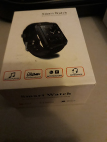Vendo Relógio Bluetooth Smart Watch - Semi Novo- U Watch U8