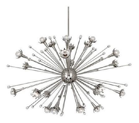Candil Sputnik - Jonathan Adler By Grg Furniture