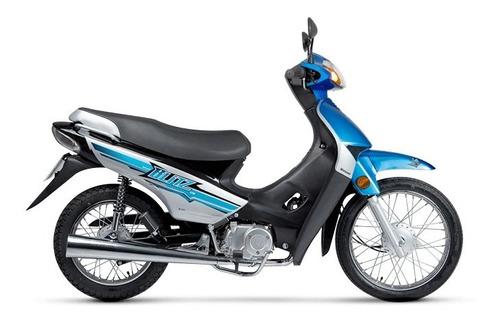 Moto Motomel Blitz 110 - Año 2021