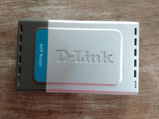 Roteador Voip Dlink Dvg-1402s