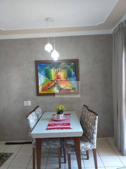 Apartamento Completo Em Armários - Venda Alto Do Ipiranga - Ap0316