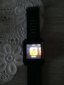 Ipod Nano 6 Com Pulseira 8 Gigas
