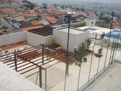 Apartamentos De 50, 54 E 65m² Com 1, 2 E 3 Dorm. Camilopolis