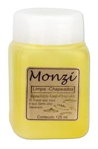 Monzi - Limpa Semi-joias 125 Ml