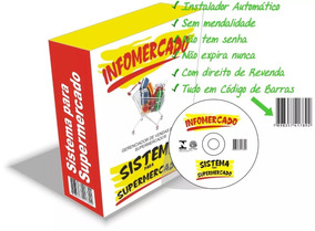 Sistema Para Supermercado Infoproduto
