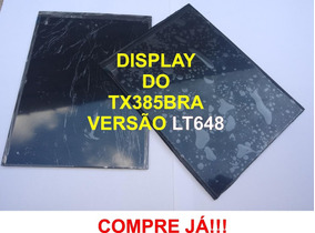 Lcd Display Tablet Tab Fácil Dl Tx385bra Original (ips 079)